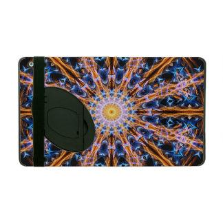 Capa iPad Mandala da estrela da alquimia