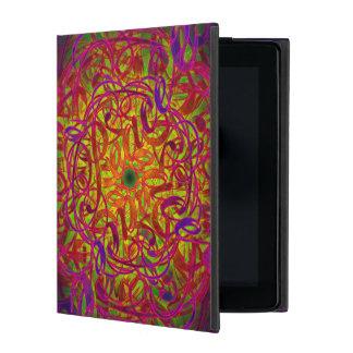 """Capa iPad Mandala da inspiração - """"paz """""""