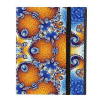 Capa iPad Mandala da vida do oceano