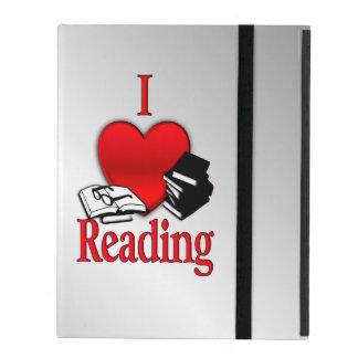 Capa iPad Mim leitura do coração