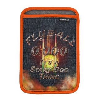 Capa iPad Mini 0,000 Flyball Flamz: É uma coisa do cão do começo!