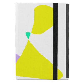 Capa iPad Mini A banana roxa