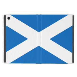 Capa iPad Mini A bandeira de Saltire do Scottish de Scotland