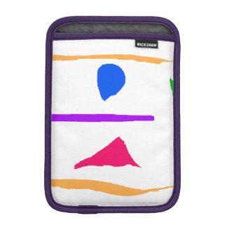 Capa iPad Mini A beleza é uma ilusão