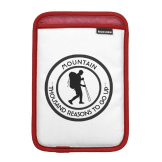 Capa iPad Mini Alpinismo