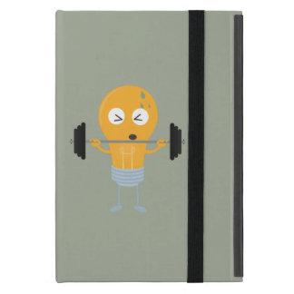 Capa iPad Mini Ampola da malhação com peso