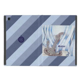 Capa iPad Mini Âncora celta náutica