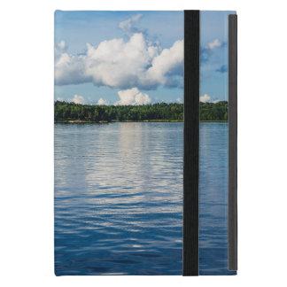 Capa iPad Mini Arquipélago na costa de mar Báltico na suecia