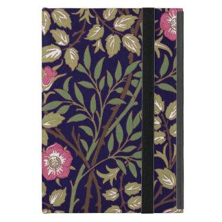 Capa iPad Mini Arte floral Nouveau do Briar doce de William