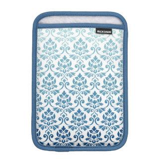 Capa iPad Mini Azul-Cerceta da DK do inclinação da cor damasco de
