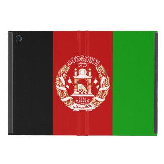 Capa iPad Mini Bandeira afegã patriótica