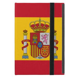 Capa iPad Mini Bandeira espanhola