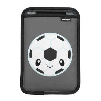Capa iPad Mini Bola de futebol Emoji