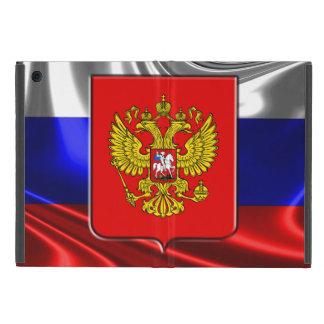 Capa iPad Mini Brasão do russo