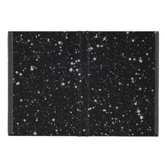 Capa iPad Mini Brilho Stars2 - Preto de prata