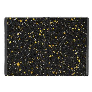 Capa iPad Mini Brilho Stars3 - Preto do ouro