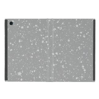 Capa iPad Mini Brilho Stars4 - Prata