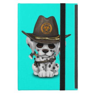 Capa iPad Mini Caçador Dalmatian bonito do zombi do filhote de
