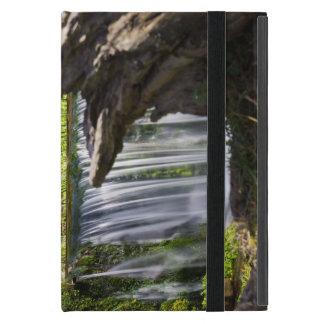 Capa iPad Mini Cachoeira focalizada