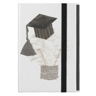 Capa iPad Mini Caixa da Eu-Almofada do bulbo do formando mini