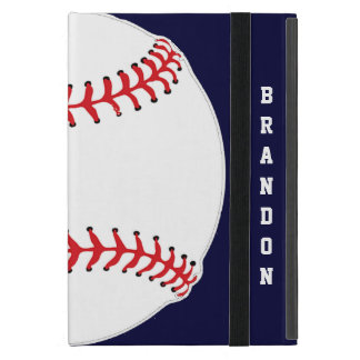Capa iPad Mini Caixa do ar do iPad do design do basebol