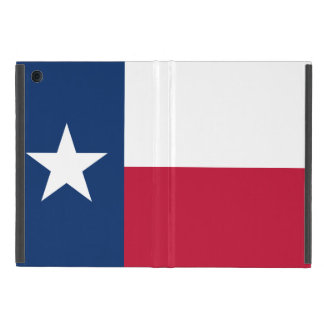 Capa iPad Mini Caixa do iPad da bandeira do estado de Texas