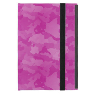 Capa iPad Mini Camo cor-de-rosa