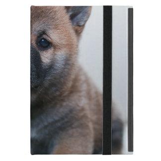 Capa iPad Mini Cão de filhote de cachorro distorcido bonito