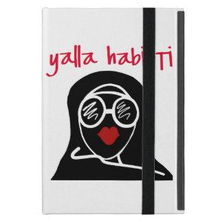 Capa iPad Mini Caso de Yalla Habibi Ipad