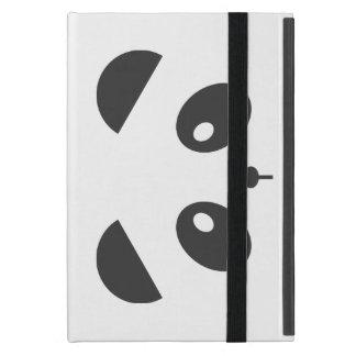 Capa iPad Mini Caso do iPad da cara da panda