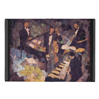 Capa iPad Mini Caso do iPad de Powis do quarteto da música jazz