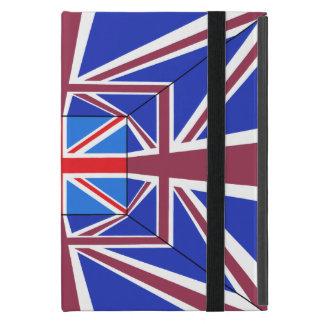 Capa iPad Mini Caso do iPad de Union Jack mini