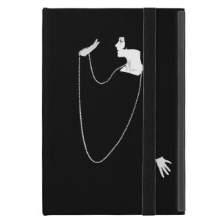 Capa iPad Mini Caso do iPad do flapper do 1920 de Louise Brooks
