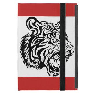Capa iPad Mini Caso do iPad do iCase de Powis mini com tigre