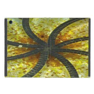 Capa iPad Mini Caso do iPad do mosaico mini sem Kickstand