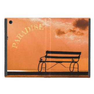 Capa iPad Mini Caso do iPad do paraíso mini sem Kickstand