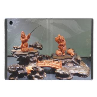 Capa iPad Mini Caso do iPad do pescador & da esposa mini sem