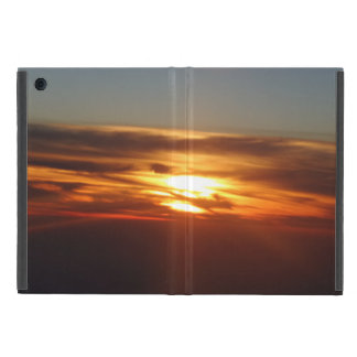 Capa iPad Mini Caso do iPad do por do sol mini sem Kickstand
