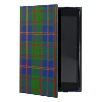 Capa iPad Mini Caso do iPad do Tartan dos fuzileiros navais mini
