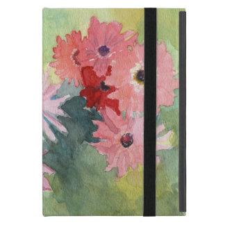 Capa iPad Mini Caso do iPad do verão no rosa e no verde