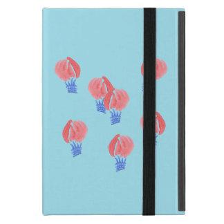 Capa iPad Mini Caso do iPad dos balões de ar mini sem Kickstand
