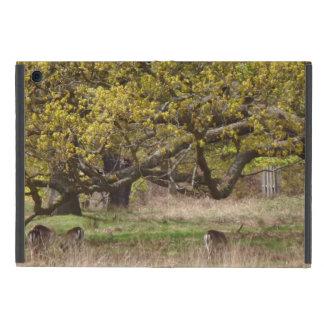 Capa iPad Mini Caso do iPad dos cervos mini sem Kickstand