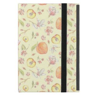 Capa iPad Mini Caso do sul de Ipad do pêssego e da magnólia do