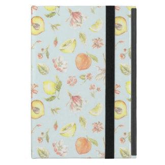 Capa iPad Mini Caso floral de Ipad do teste padrão do encanto do