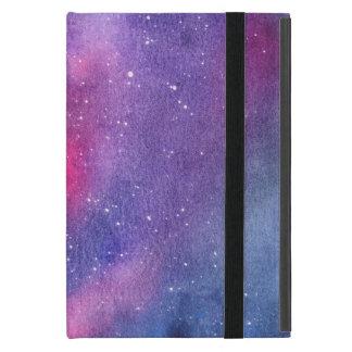 Capa iPad Mini Caso ultravioleta do iPad da galáxia