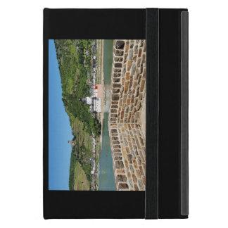 Capa iPad Mini Castelo pedra de conde de palatinado com Kaub