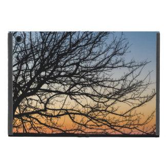 Capa iPad Mini Céu do inclinação no inverno
