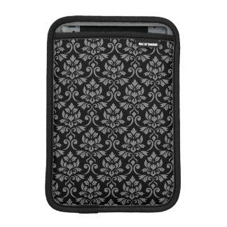 Capa iPad Mini Cinzas da cor damasco de Feuille no preto