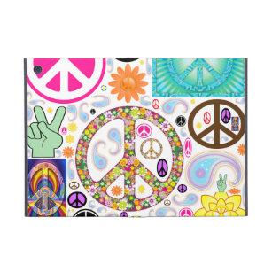 Capa iPad Mini Colagem da paz