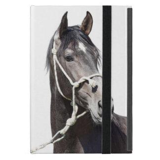 Capa iPad Mini coleção do cavalo. Andaluz